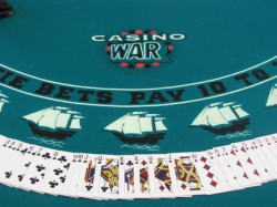 The Name of the Game is Casino War