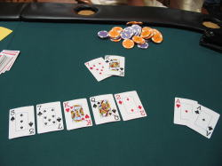 The Name of the Game is Texas Hold'em Poker