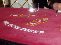 The Name of the Game is Pai Gow Poker